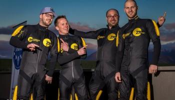 Mistrovství Slovenska v indoor skydivingu 2016